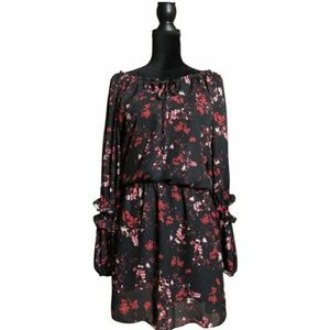 NWT Parker Canna Floral Print Dress Size Small